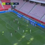 Nice 0-1 Metz - Boubakar Kiki Kouyate 15'