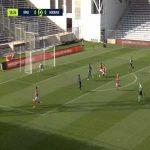 Nîmes 1-0 Bordeaux - Birger Meling 14'