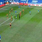 Rangers 1-0 Dundee Utd - Ianis Hagi 35'