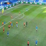 Rangers 2-0 Dundee Utd - Ryan Kent 38'