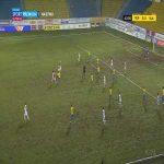 Teplice 0-1 Slavia Praha - Oscar Dorley 43' (Czech First League)