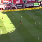 Twente 2-0 Feyenoord - Tyronne Ebuehi 14'