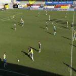 Waalwijk 2-0 Heracles - Lennerd Daneels 23'