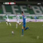 Greuther Furth 0-1 Holstein Kiel - Joshua Mees 4'