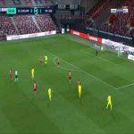 Guingamp 0-2 Caen - Alexandre Mendy 55'