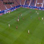 Osasuna 0-2 Sevilla - Luuk de Jong 49'