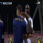 Al Ittihad 1 - [2] Al-Faisaly — Julio Tavarès 82' — (Saudi Pro League - Round 20)