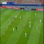 Atletico Madrid formation vs Chelsea.