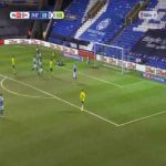 Birmingham 0-1 Norwich - Teemu Pukki 26'