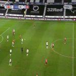 Derby 2-0 Huddersfield - Martyn Waghorn 65'