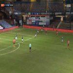 Luton 1-0 Millwall - Elijah Adebayo 55'