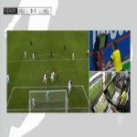 Paderborn [1]-1 Heidenheim - Dennis Srbeny penalty 45'+2'