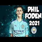 EPL Upcoming Star- Phil Foden Amazing Skills 2021