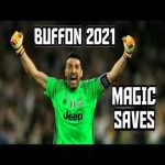 Legendary Goalkeeper Saves From Buffon. One Man Army