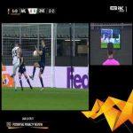 Milan 1-0 Crvena Zvezda [3-2 on agg.] - Franck Kessie penalty 9'
