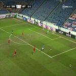 Rangers [3]-1 Antwerp: Ryan Kent 55'