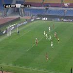 Roma 1-0 Braga [3-0 on agg.] - Edin Dzeko 24'