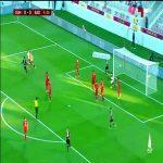 Duhail 0-1 Al Sadd (2021 Qatar Cup final) - Acrobatic goal by Baghdad Bounedjah (9')
