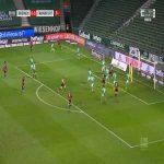 Werder Bremen 0-1 Eintracht Frankfurt - André Silva 9'
