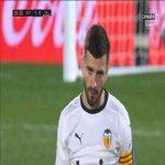 Getafe 1-0 Valencia - Mauro Arambarri 39' great goal