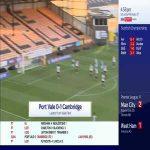 Port Vale 0-[1] Cambridge Utd: Liam O'Neil 85' (great goal)