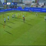 Spezia [2]-2 Parma - Emmanuel Gyasi 72'