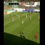 Viktoria Köln [1] - 0 Hansa Rostock | Marcel Risse 6'