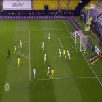 Al Nassr [2] - 2 Abha — Sami Al-Najei 90' +3 — (Saudi Pro League - Round 21)
