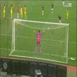 Al-Raed [4] - 0 Al Ain — Ronnie Fernandez 82' (PK) — (Saudi Pro League - Round 21)