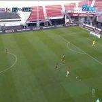 AZ Alkmaar [1]-1 Feyenoord - Myron Boadu 22'