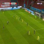 Bayer Leverkusen 0-1 Freiburg - Ermedin Demirovic 49'