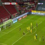 Bayer Leverkusen [1]-2 Freiburg - Leon Bailey 70'