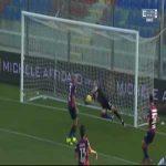 Crotone 0-2 Cagliari - João Pedro PK 60'