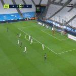 Marseille 0-1 Lyon - Karl Toko Ekambi 21'