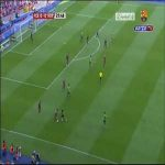 Messi teaches Royston Drenthe the art of dribbling