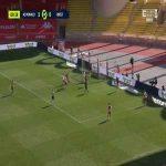 Monaco 2-0 Brest - Kevin Volland 90'