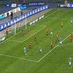 Napoli 2-0 Benevento - Matteo Politano 66'
