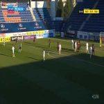 Slovácko 1-0 Slavia Praha - Lukáš Sadílek 11' (Czech First League)