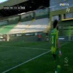 Tondela 1-0 Gil Vicente - João Pedro 4' (Penalty)
