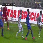 Moreirense 1-[1] Belenenses SAD - Gonçalo Silva 17'