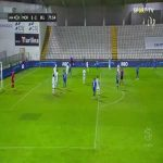 Moreirense 2-[2] Belenenses SAD - Mateo Cassierra 72'