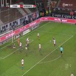St. Pauli [1]-0 Hamburger SV: Daniel-Kofi Kyereh 88'