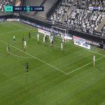 Amiens 0-1 Auxerre - Mickael Le Bihan 12'