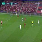 Guingamp 0-1 Clermont - Jim Allevinah 14'