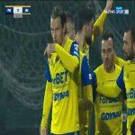 Puszcza Niepołomice 1-[2] Arka Gdynia - Maciej Rosołek 53' (Polish Cup)