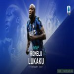 Romelu Lukaku is Serie A MVP in February