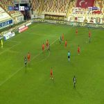 Yeni Malatyaspor 0-1 Besiktas - Atiba Hutchinson 59'