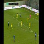 1. FC Saarbrücken [4] - 1 MSV Duisburg | Minos Gouras 71'
