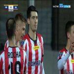 Chojniczanka Chojnice 0-3 Cracovia - Pelle van Amersfoort 57' (Polish Cup)