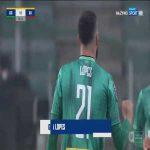 Legia Warszawa [1]-1 Piast Gliwice - Rafael Lopes 66' (Polish Cup)